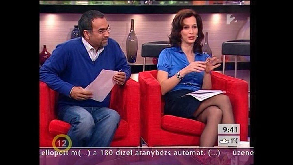 Kezeslábas a TV2 ajánlójában
